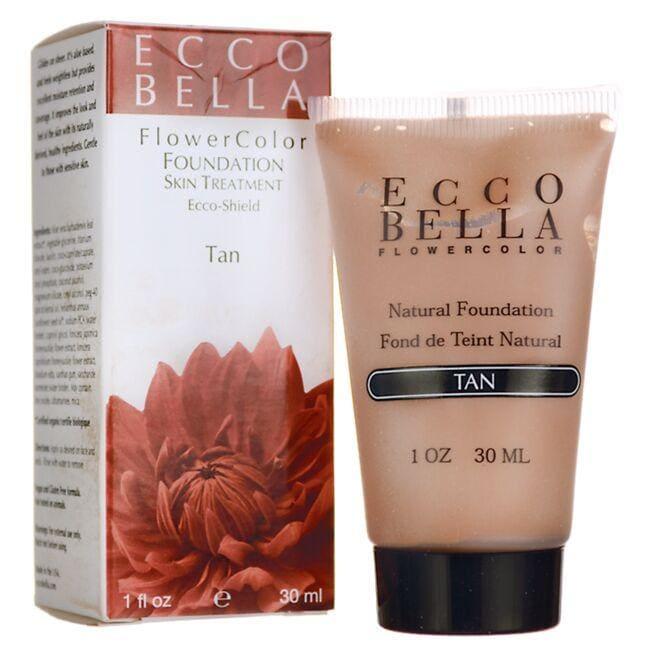 Ecco BellaFlowerColor Foundation - Tan