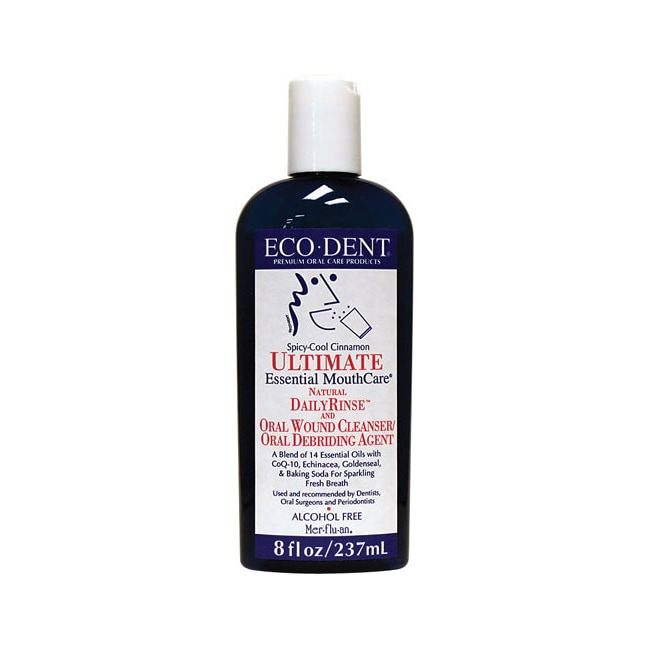 Eco-Dent Eco-Dent Daily Rinse Cool Cinnamon