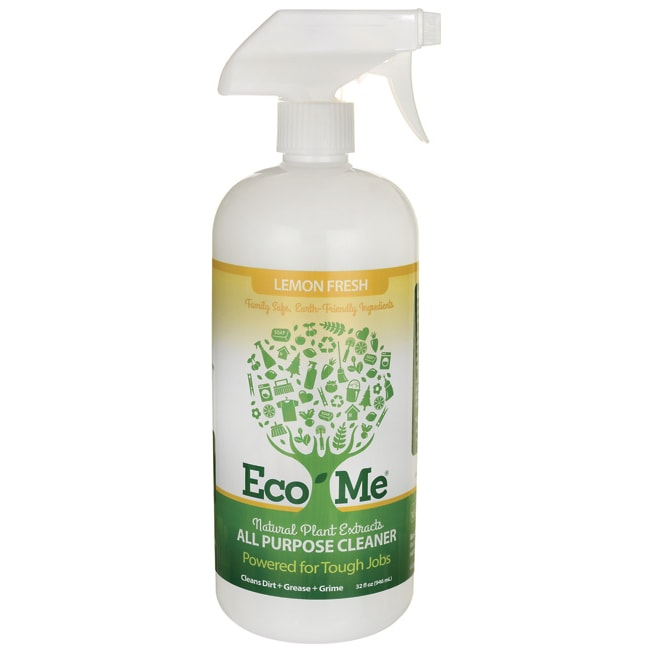 Eco-MeNatural Plant Extracts All Purpose Cleaner - Lemon Fresh