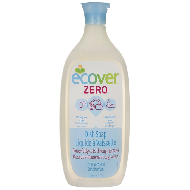 ECOVERZero Dish Soap Fragrance Free