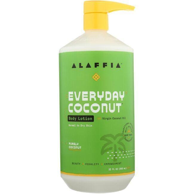 AlaffiaBody Lotion - Coconut & Coffee Berry