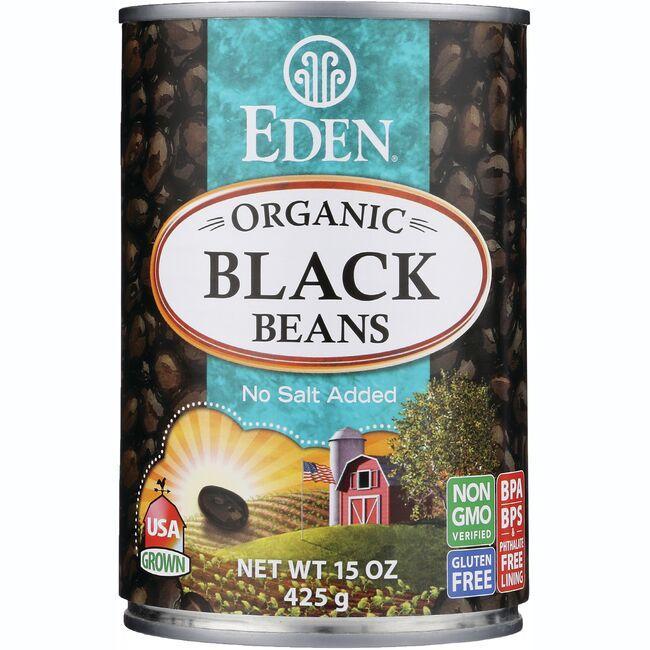 Eden FoodsBlack Beans Organic