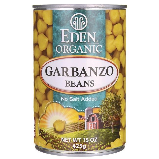 Eden Foods Garbanzo Beans (Chick Peas) Organic
