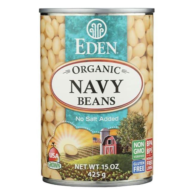 Eden FoodsNavy Beans Organic