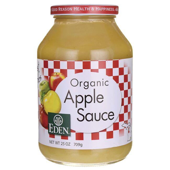 Eden Foods Apple Sauce Organic