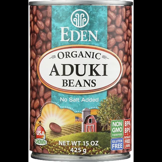 Eden Foods Aduki Beans Organic