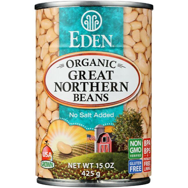 Eden Foods Great Northern Beans Organic