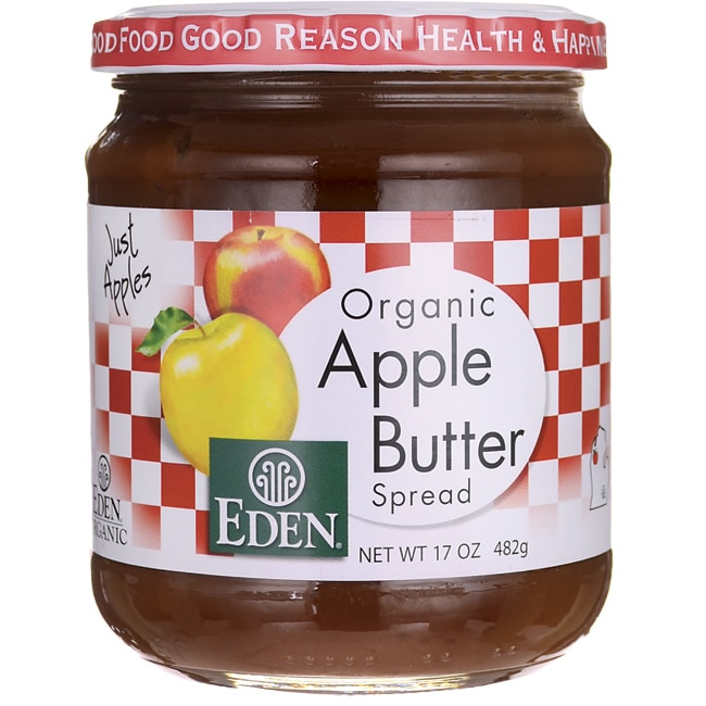 Eden Foods Apple Butter Spread Organic