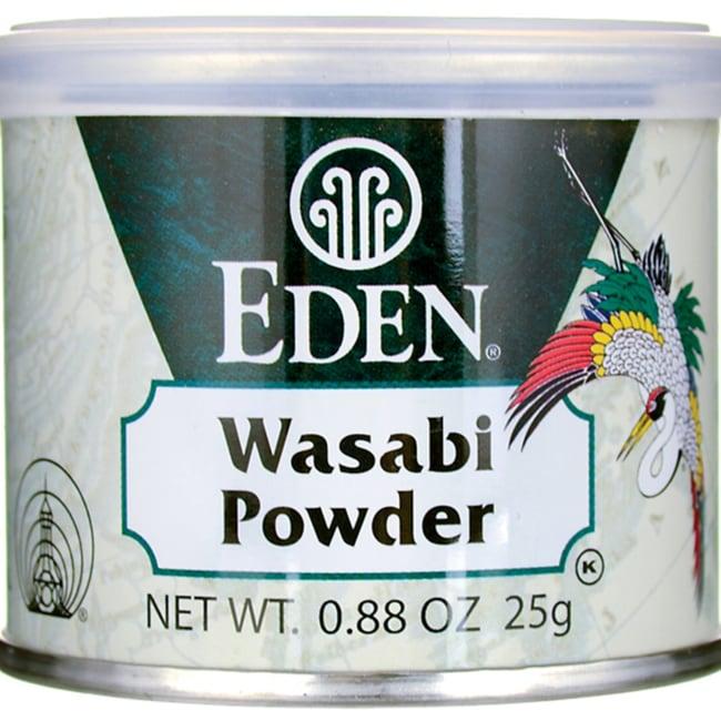 Eden FoodsWasabi Powder