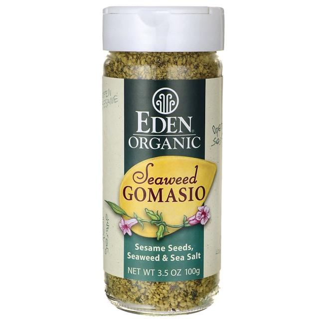 Eden FoodsOrganic Seaweed Gomasio - Sesame Seeds, Seaweed & Sea Salt