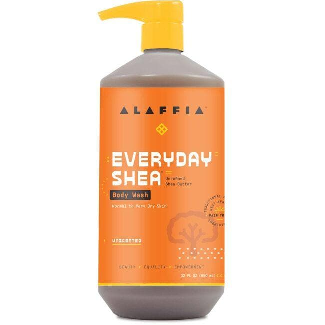 Alaffia EveryDay Shea Body Wash - Unscented
