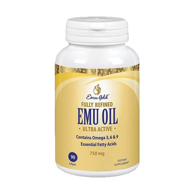 Emu Gold Fully Refined Emu Oil Ultra Active