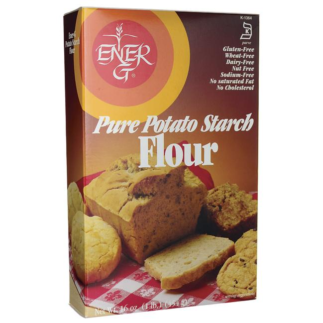 Ener-G Foods Pure Potato Starch Flour