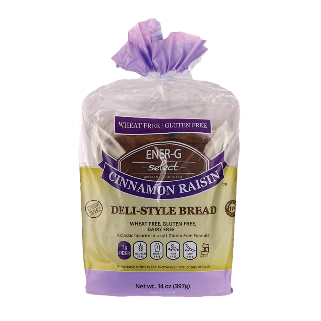 Select Cinnamon Raisin Deli-Style Bread