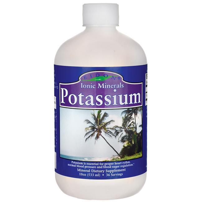 Eidon Ionic MineralsPotassium