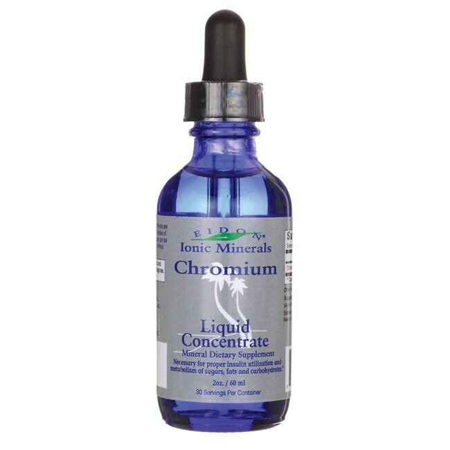 Eidon Ionic Minerals Chromium Liquid Concentrate