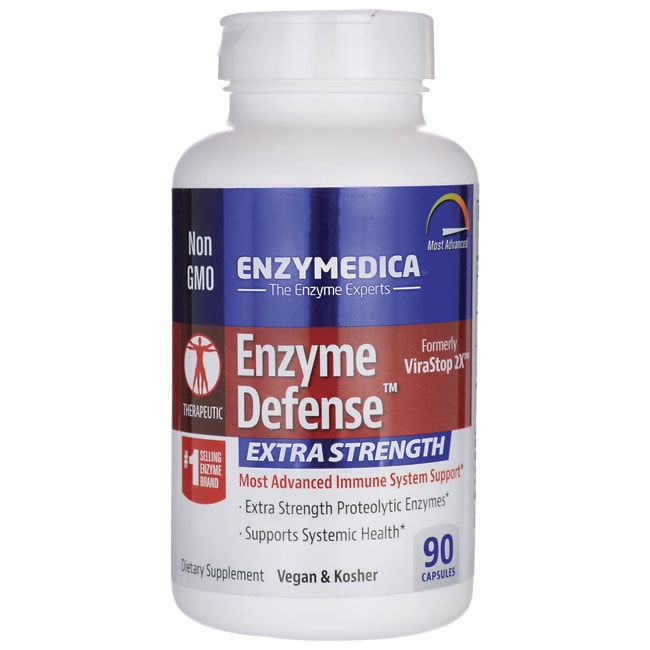 EnzymedicaEnzyme Defense Extra Strength