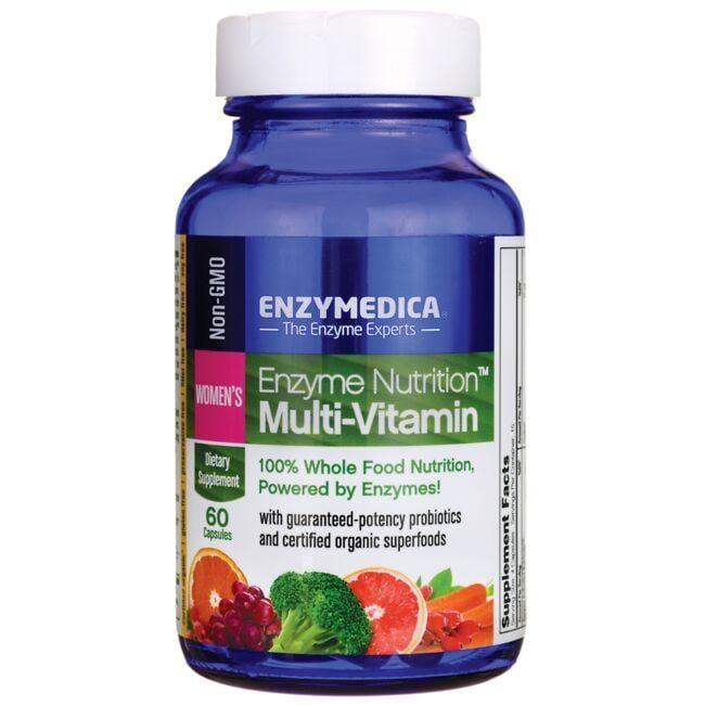 EnzymedicaWomen's Enzyme Nutrition Multi-Vitamin