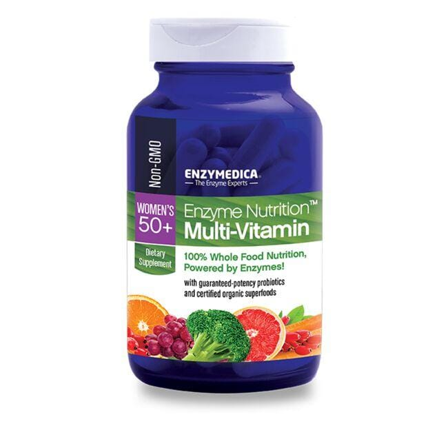 Enzymedica Women's 50+ Enzyme Nutrition Multi-Vitamin