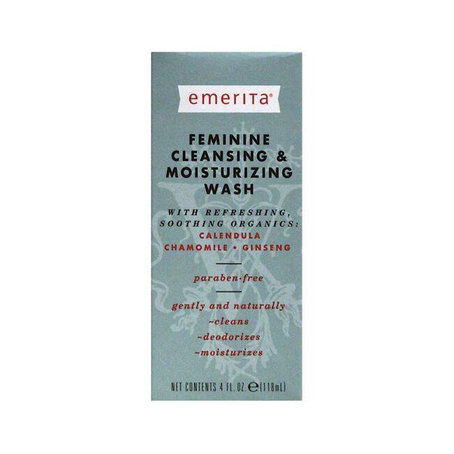 EmeritaFeminine Cleansing and Moisturizing Wash