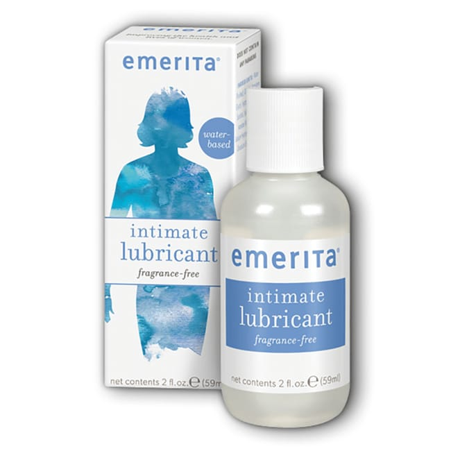 EmeritaNatural Lubricant with Vitamin E