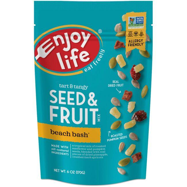 Enjoy LifeNot Nuts! Seed and Fruit Mix - Beach Bash