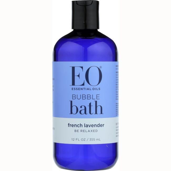 EO Products Bubble Bath French Lavender with Aloe