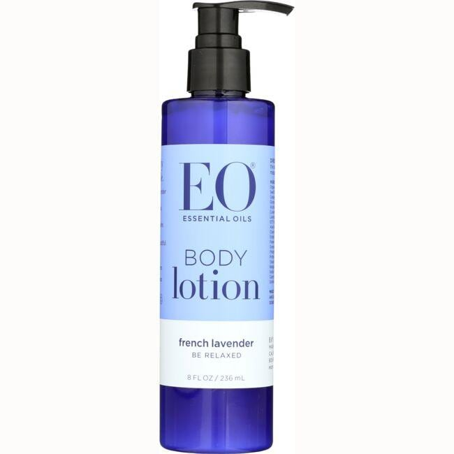 EO Products Body Lotion - French Lavender