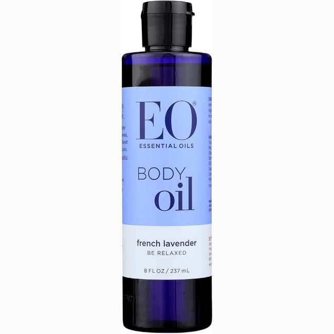 EO Products Everyday Body Oil French Lavender 7.5 Fl Oz