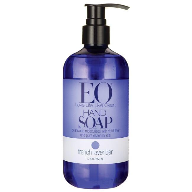 EO Products Liquid Hand Soap French Lavender