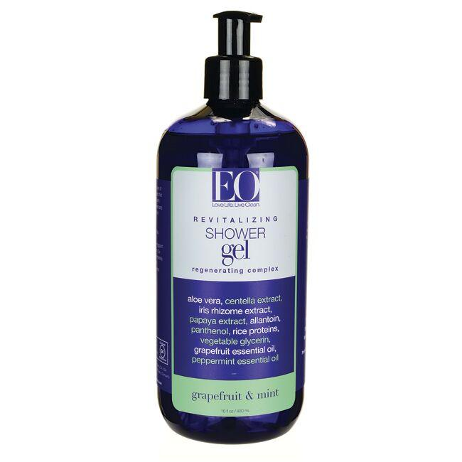 EO Products Shower Gel Revitailizing Grapefruit & Mint