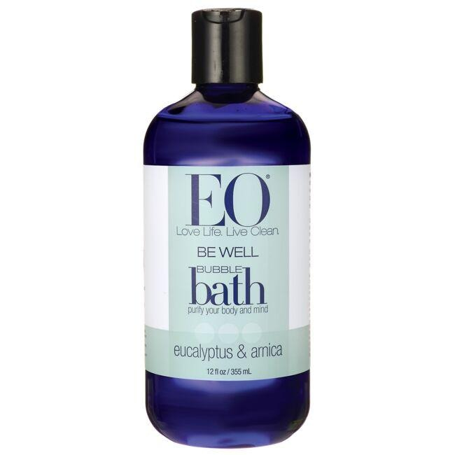 EO Products Be Well Bubble Bath - Eucalyptus & Arnica