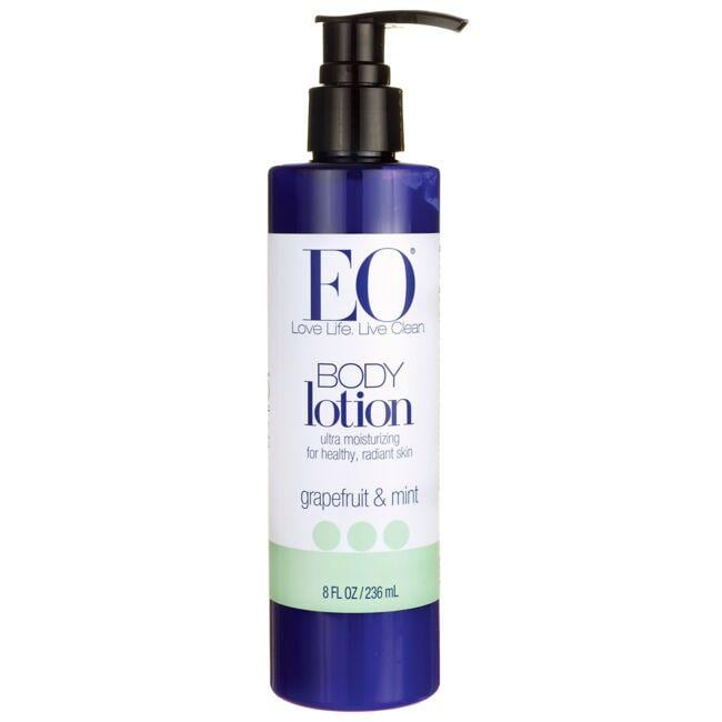 EO Products Body Lotion - Grapefruit & Mint
