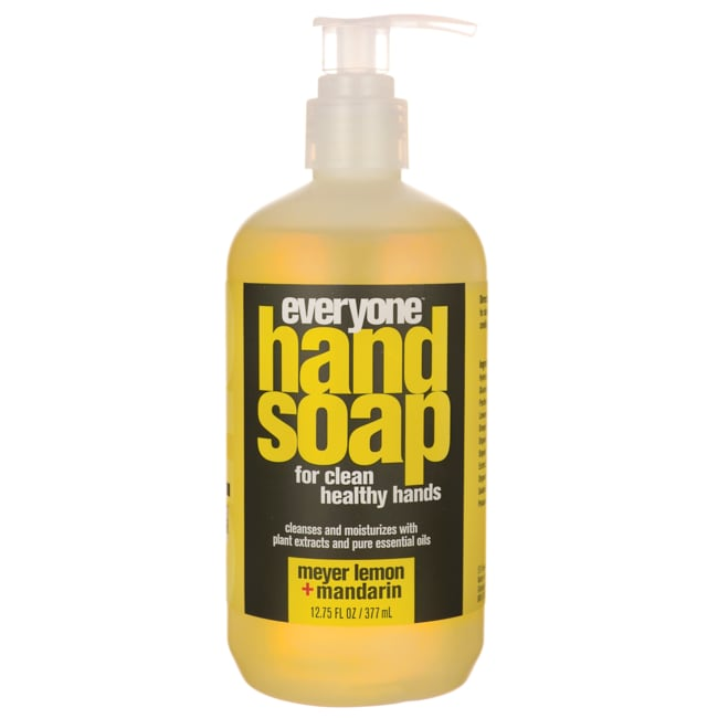 Eo Products Hand Soap Meyer Lemon Mandarin 12 75 Fl Oz