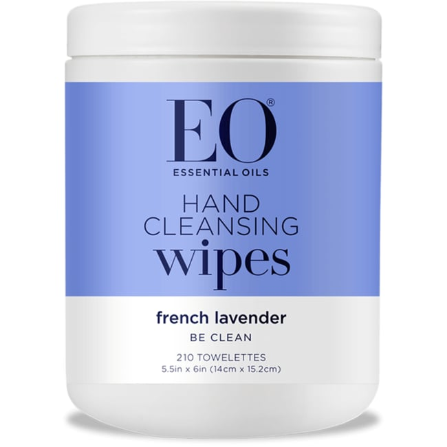 EO ProductsHand Cleansing Wipes - Lavender