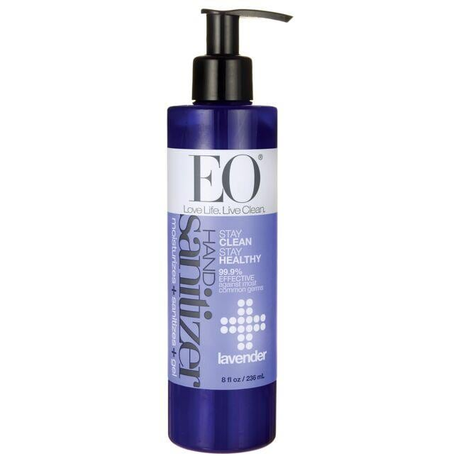 EO Products Hand Sanitizing - Lavender