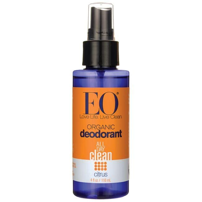 EO Products Organic Deodorant Spray - Citrus