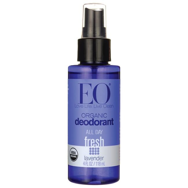 EO Products Organic Deodorant Spray - Lavender