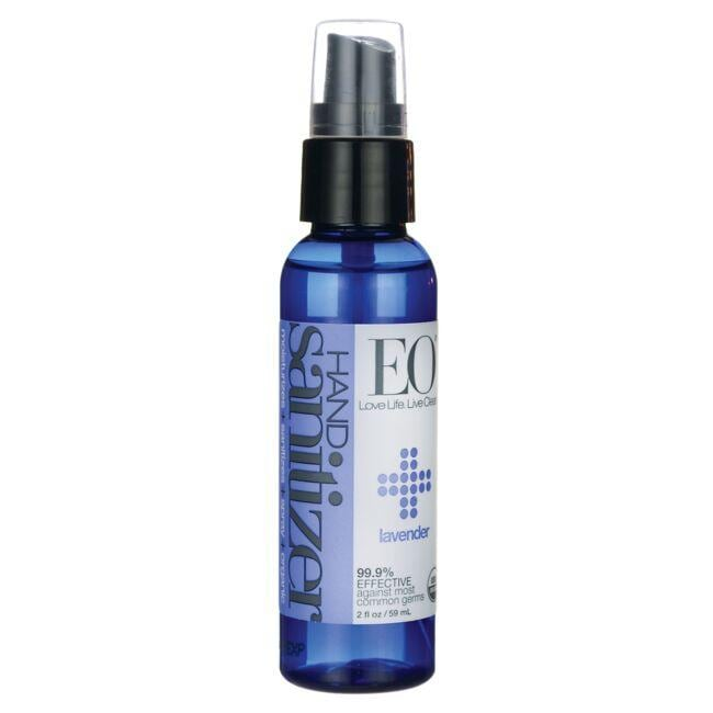 EO Products Organic Hand Sanitizer Spray - Lavender