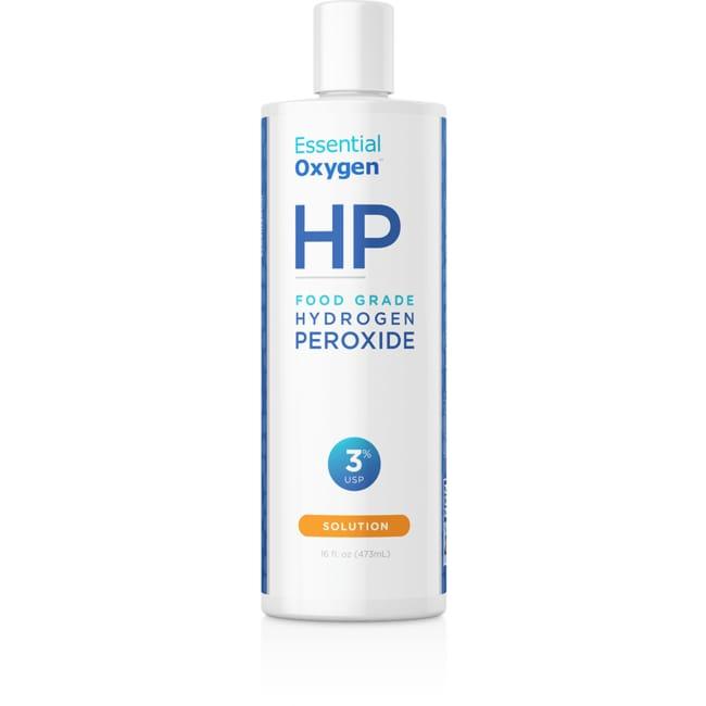 Essential Oxygen Hydrogen Peroxide Solution 3% Food Grade