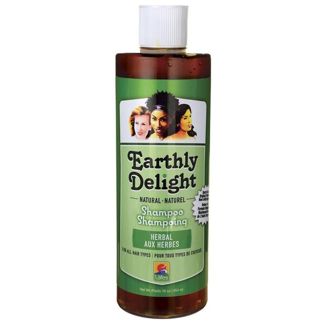 Earthly DelightNatural Shampoo - Herbal