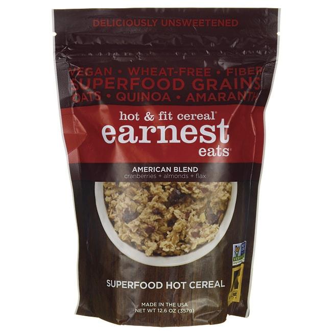 Earnest EatsHot & Fit Cereal American Blend