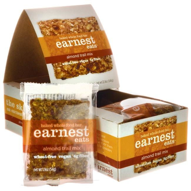 Earnest Eats Baked Whole Food Bar - Almond Trail Mix