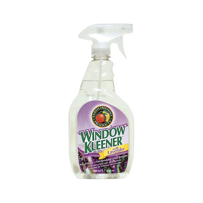 Earth Friendly ProductsWindow Kleener Lavender