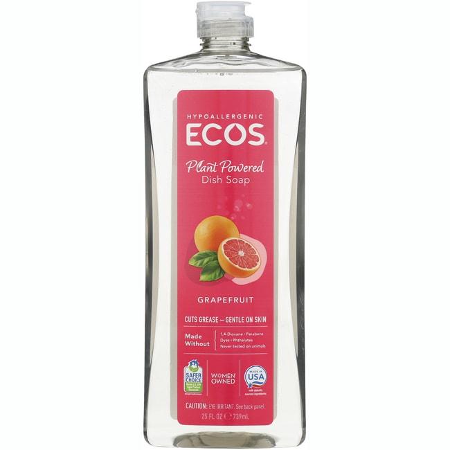 Earth Friendly ProductsECOS Dishmate Dish Liquid - Grapefruit