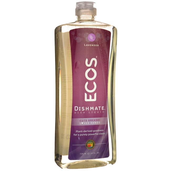 Earth Friendly ProductsECOS Dishmate Dish Liquid - Lavender