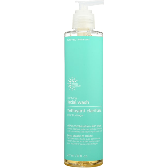 Earth ScienceClarifying Facial Wash