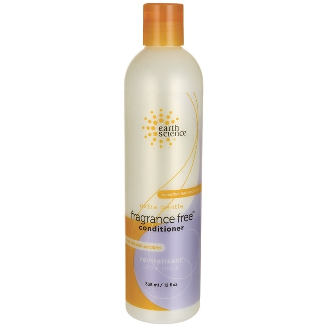 Earth Science Fragrance Free Conditioner