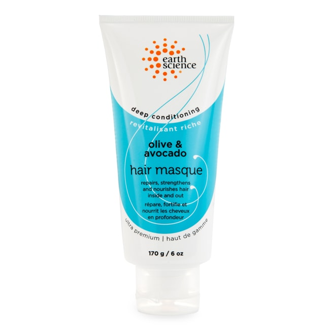 Earth Science Olive & Avocado Deep Conditioning Hair Masque
