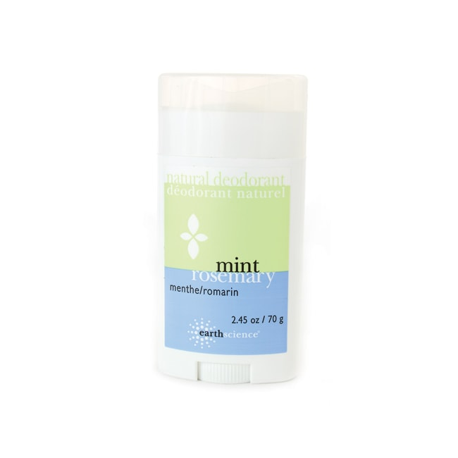 Earth Science Natural Deodorant Mint Rosemary